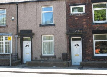 Thumbnail 2 bed terraced house to rent in Halifax Road, Hurstead, Rochdale