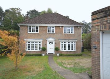 Thumbnail 4 bed detached house to rent in Tudor Close, Grayshott, Hindhead