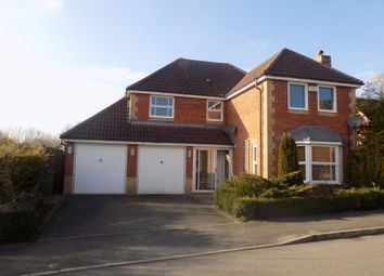 Thumbnail 4 bed detached house for sale in Northbourne Road, Swindon
