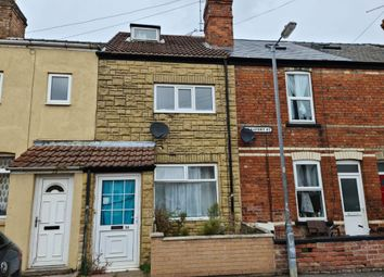 Thumbnail 2 bed terraced house for sale in 35 Beaufort Street, Gainsborough, Lincolnshire