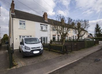 Thumbnail 2 bed end terrace house for sale in Works Lane, Barnstone, Nottingham