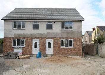 Thumbnail 3 bed semi-detached house for sale in Broad Mews, Station Street, Barry