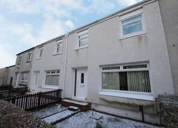 Thumbnail 3 bed terraced house for sale in Rannoch Place, Irvine, North Ayrshire