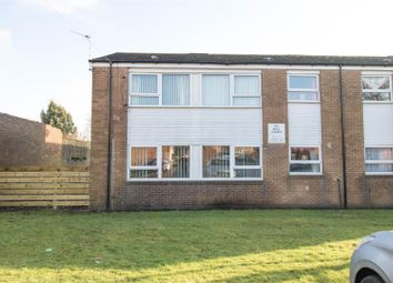Thumbnail 2 bedroom flat for sale in Church Street, Kearsley, Bolton