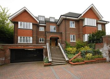 Thumbnail 3 bed flat to rent in Claremont Lane, Esher