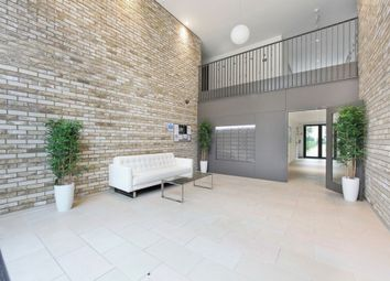 Thumbnail 1 bed flat to rent in Kingfisher Heights, 2 Bramwell Way, London