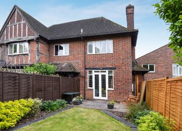 Thumbnail 2 bed semi-detached house for sale in Rickmansworth Road, Northwood