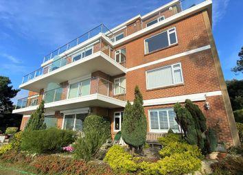 Trevelga, Chaddesley Glen, Sandbanks BH13. 3 bed flat for sale