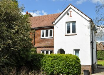 Thumbnail 3 bed semi-detached house to rent in Station Road, Hurst Green, Etchingham