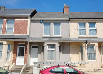 Thumbnail 2 bedroom terraced house for sale in Wordsworth Road, Plymouth