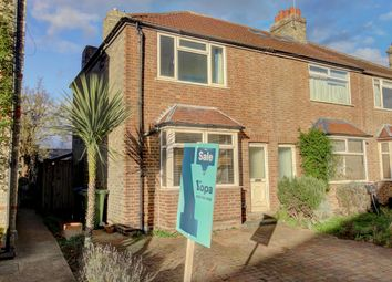 Thumbnail 3 bed semi-detached house for sale in Fen Road, Cambridge