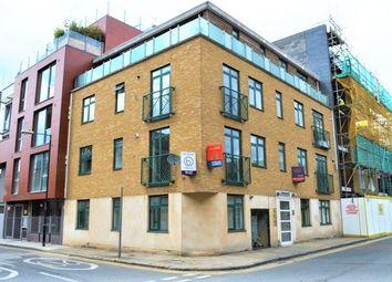 Thumbnail Studio to rent in Buckhurst Street, Whitechapel