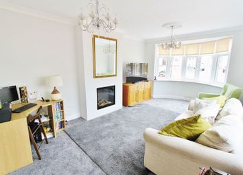 Thumbnail 3 bed semi-detached house for sale in Hillfoot Avenue, Collier Row, Romford