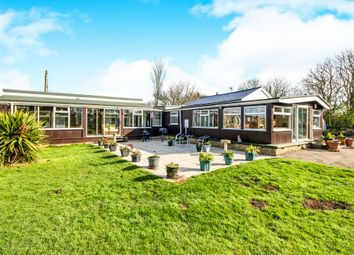 Thumbnail 3 bed detached bungalow for sale in Huttoft Bank, Huttoft, Alford