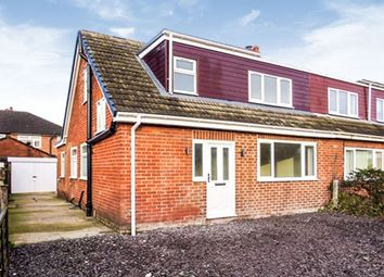 Thumbnail 3 bed semi-detached house for sale in Wavertree Road, Blacon, Chester