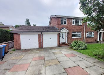 Thumbnail 3 bed semi-detached house to rent in Hilton Grove, Worsley