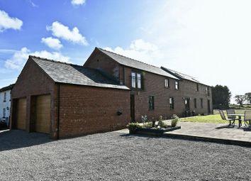 Thumbnail 4 bed barn conversion for sale in Rowan House, Welton Road, Carlisle