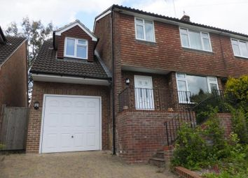 Thumbnail 4 bed property to rent in Robyns Way, Sevenoaks