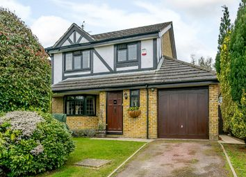 Thumbnail 3 bed detached house for sale in Pullman Lane, Godalming