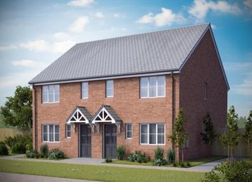 Thumbnail 3 bed semi-detached house for sale in Hallcroft Grange, Off Station Road, Countesthorpe, Leicestershire