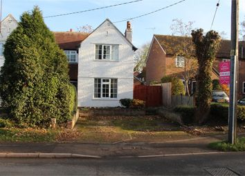 Thumbnail 3 bed semi-detached house for sale in Frolesworth Road, Broughton Astley, Leicester, Gb