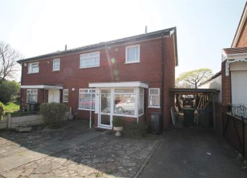 Thumbnail 3 bed semi-detached house for sale in St. Lukes Road, Wednesbury