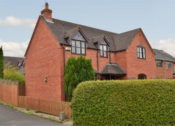 Thumbnail 4 bedroom detached house for sale in Green Lane Close, Shipston-On-Stour
