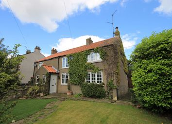 Thumbnail 3 bed cottage for sale in East Harlsey, Northallerton