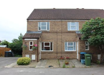 Thumbnail 2 bedroom end terrace house for sale in Rosemary Court, Easingwold, York