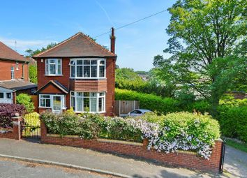 Thumbnail 3 bedroom detached house for sale in Glebelands Road, Prestwich, Manchester
