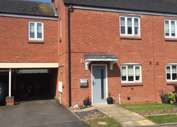 Thumbnail 3 bed semi-detached house for sale in Stoneybrook Close, Hixon, Stafford