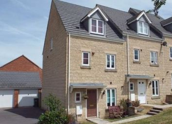 Thumbnail 4 bed terraced house for sale in Bolts Croft, Chippenham