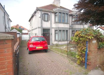 Thumbnail 3 bedroom semi-detached house for sale in Devonshire Road, Blackpool