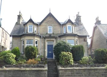 Thumbnail 3 bed flat for sale in 10 Wilton Hill, Hawick