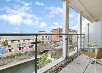 Thumbnail 1 bed flat to rent in The Lock House, 35 Oval Road, London