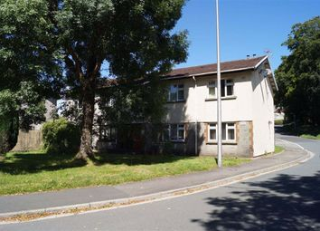 Thumbnail 1 bed flat for sale in Rowan Close, Mountain Ash