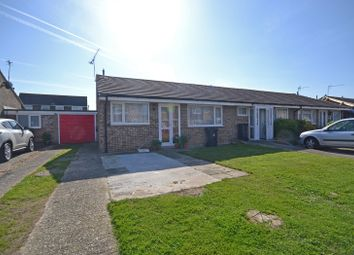 Thumbnail 2 bed terraced bungalow for sale in Slattsfield Close, Selsey