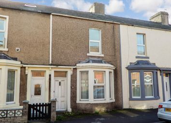 Thumbnail 3 bed terraced house for sale in 105 Senhouse Street, Workington, Cumbria