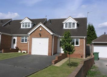 Thumbnail 3 bedroom detached bungalow for sale in The Straits, Straits, Dudley