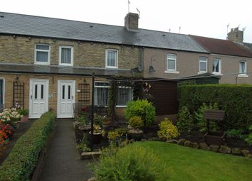 Thumbnail 3 bedroom terraced house for sale in Seventh Row, Ashington
