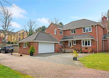 Thumbnail 4 bed detached house for sale in Chase Road, Malvern