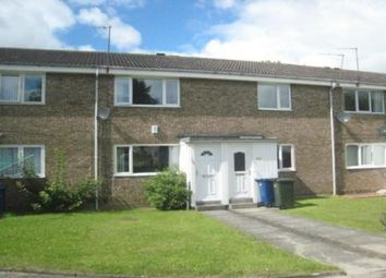 Thumbnail 2 bed flat to rent in Haggerston Crescent, Westerhope, Newcastle Upon Tyne