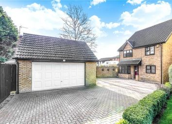 4 bed detached house for sale in Wyvern Close, Bracknell, Berkshire RG12