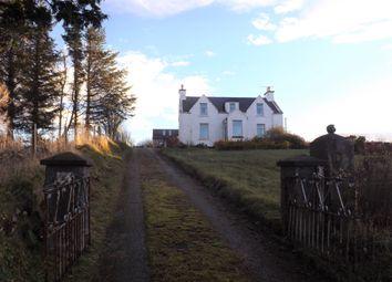 Thumbnail 4 bed detached house for sale in Upper Breakish, Breakish, Isle Of Skye