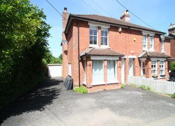 Thumbnail 3 bed semi-detached house to rent in School Road, Bursledon