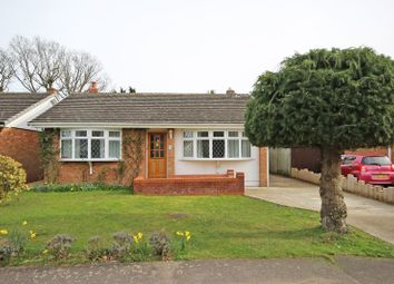 Thumbnail 2 bed detached bungalow for sale in Clive Road, Highcliffe, Christchurch