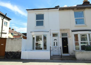 Thumbnail 2 bedroom end terrace house for sale in Sutherland Road, Southsea