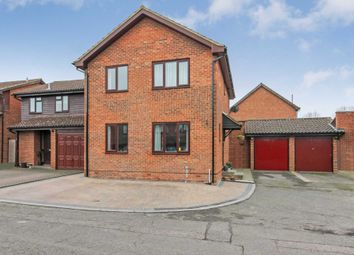 Thumbnail 4 bed detached house for sale in Paines Orchard, Cheddington, Leighton Buzzard