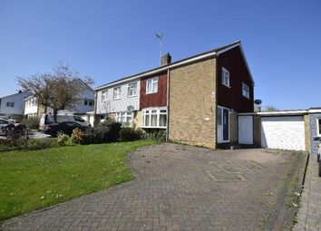 Thumbnail 3 bed semi-detached house for sale in Sparrows, Herne