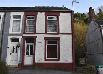 Thumbnail 3 bedroom end terrace house for sale in Ponty Shute, Swansea